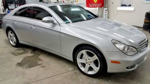 2006 Mercedes-Benz CLS for sale at R & R Motors in Queensbury NY