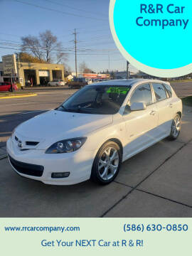 2007 Mazda MAZDA3 for sale at R&R Car Company in Mount Clemens MI