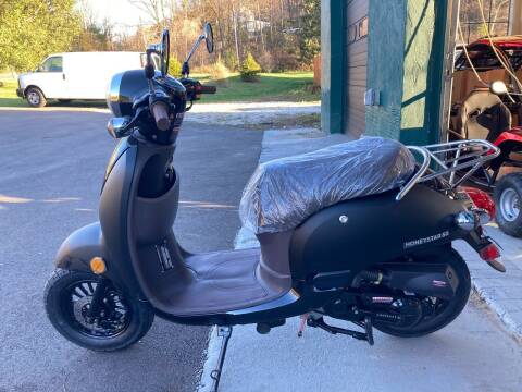 2020 Scootstar Honeystar for sale at Last Frontier Inc in Blairstown NJ