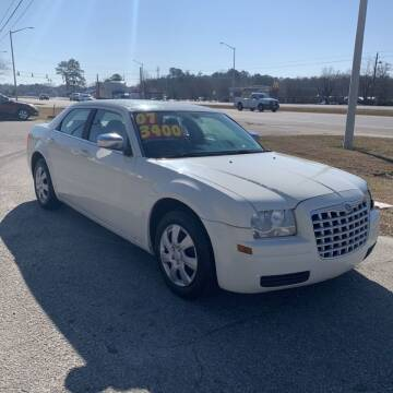 2007 Chrysler 300 for sale at Auto Bella Inc. in Clayton NC