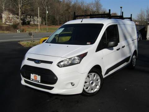2015 Ford Transit Connect Cargo for sale at Guarantee Automaxx in Stafford VA