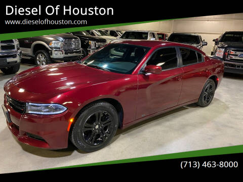 2019 Dodge Charger for sale at Diesel Of Houston in Houston TX