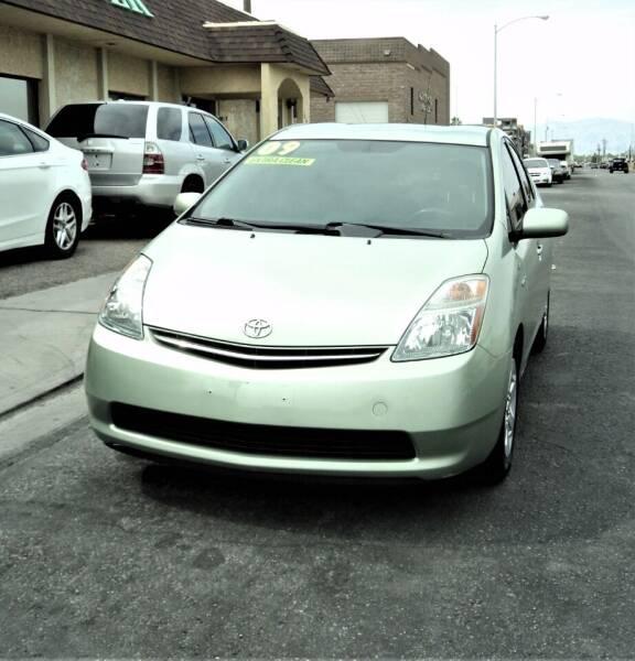 2009 Toyota Prius for sale at DESERT AUTO TRADER in Las Vegas NV