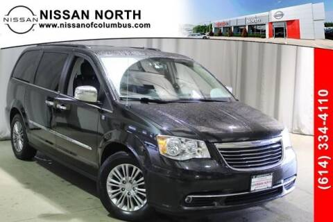 2014 Chrysler Town and Country for sale at Auto Center of Columbus in Columbus OH