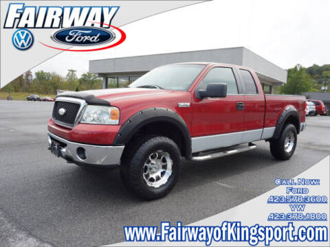 2007 Ford F-150 for sale at Fairway Volkswagen in Kingsport TN