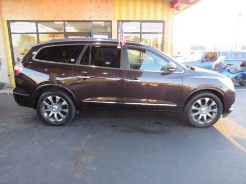 2016 Buick Enclave for sale at Cardinal Motors in Fairfield OH