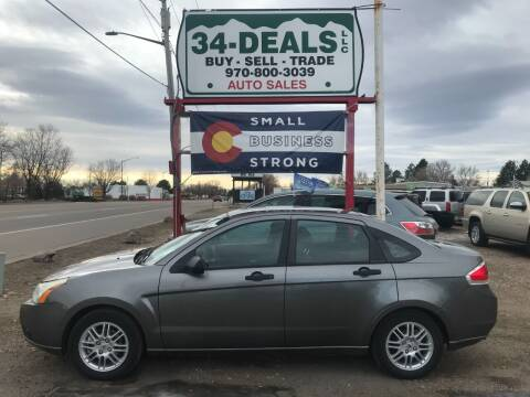 2011 Ford Focus for sale at 34 Deals LLC in Loveland CO
