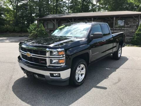 2014 Chevrolet Silverado 1500 for sale at Highland Auto Sales in Boone NC