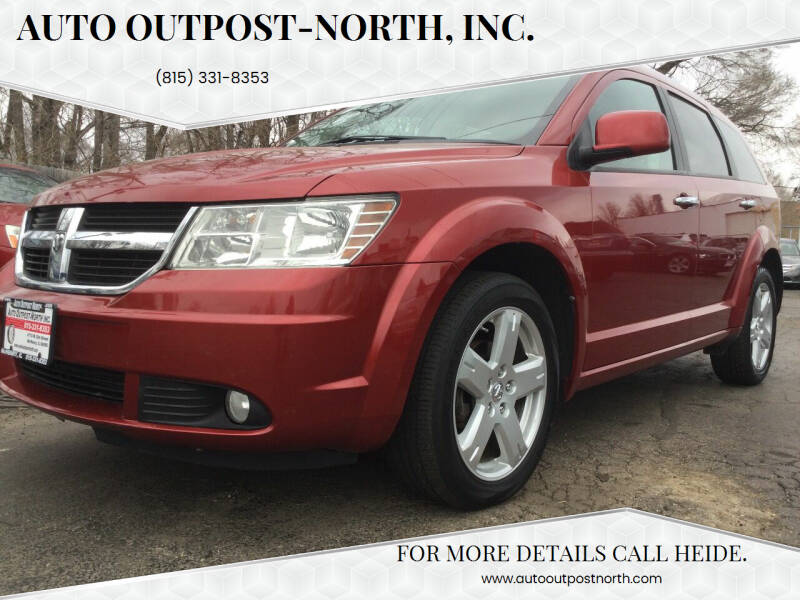 2010 Dodge Journey for sale at Auto Outpost-North, Inc. in McHenry IL