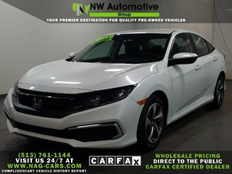2019 Honda Civic for sale at NW Automotive Group in Cincinnati OH