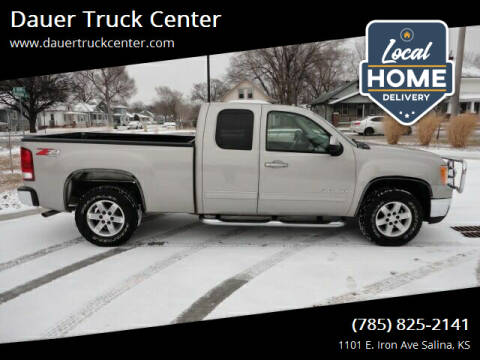 2007 GMC Sierra 1500 for sale at Dauer Truck Center in Salina KS
