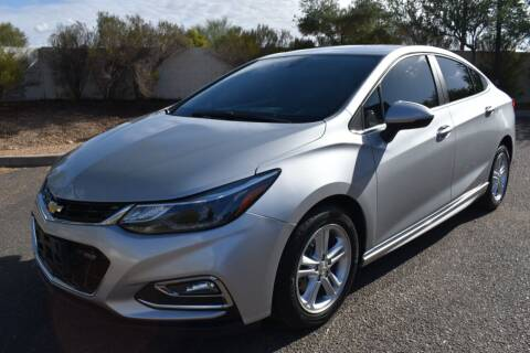 2016 Chevrolet Cruze for sale at AMERICAN LEASING & SALES in Tempe AZ