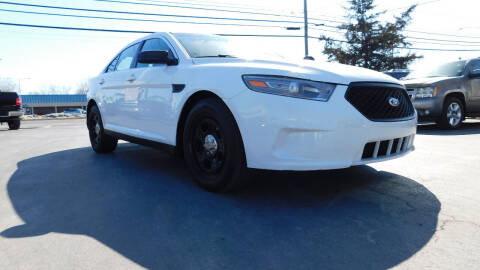 2014 Ford Taurus for sale at Action Automotive Service LLC in Hudson NY