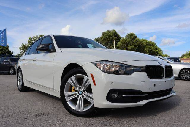 2017 BMW 3 Series for sale at OCEAN AUTO SALES in Miami FL