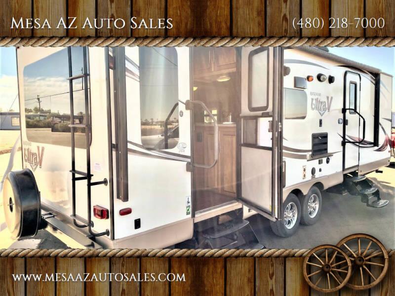 2016 Forest River ROCKWOOD for sale at Mesa AZ Auto Sales in Apache Junction AZ