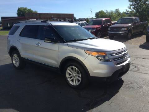 2012 Ford Explorer for sale at Bruns & Sons Auto in Plover WI