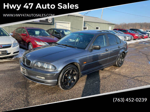 2001 BMW 3 Series for sale at Hwy 47 Auto Sales in Saint Francis MN