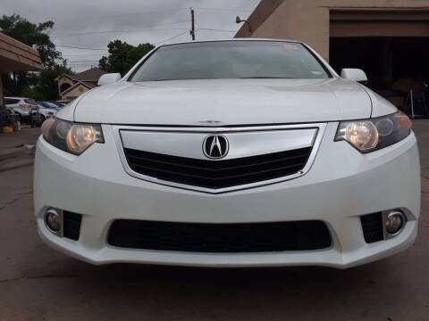 2013 Acura TSX for sale at Auto Haus Imports in Grand Prairie TX