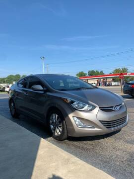 2016 Hyundai Elantra for sale at City to City Auto Sales in Richmond VA