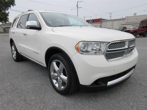 2012 Dodge Durango for sale at Cam Automotive LLC in Lancaster PA