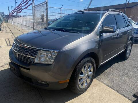 2009 Lincoln MKX for sale at The PA Kar Store Inc in Philladelphia PA