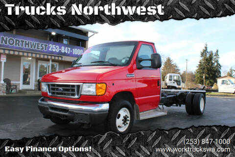 2006 Ford E-Series Chassis for sale at Trucks Northwest in Spanaway WA