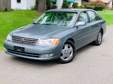 2003 Toyota Avalon for sale at Y&H Auto Planet in West Sand Lake NY