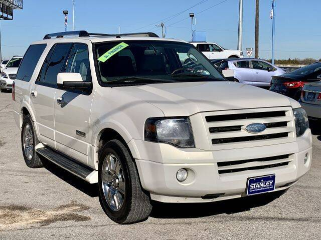 2007 Ford Expedition for sale at Stanley Direct Auto in Mesquite TX