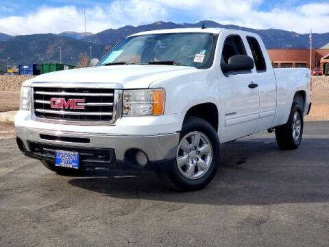 2013 GMC Sierra 1500 for sale at Lakeside Auto Brokers in Colorado Springs CO