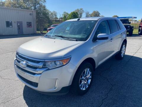 2013 Ford Edge for sale at Brewster Used Cars in Anderson SC