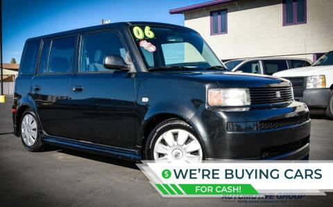2006 Scion xB for sale at Rahimi Automotive Group in Yuma AZ