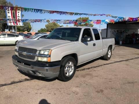 2005 Chevrolet Silverado 1500 for sale at Valley Auto Center in Phoenix AZ