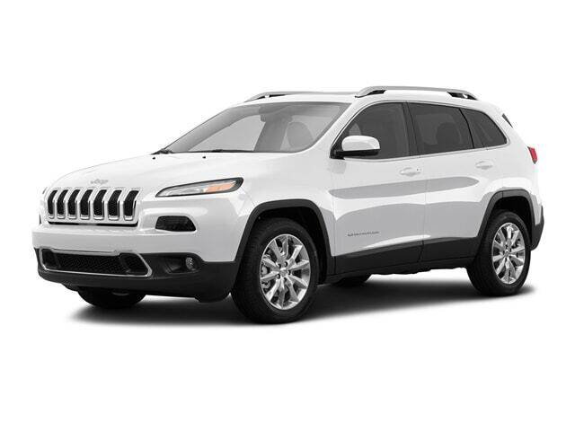 2016 Jeep Cherokee for sale at Jensen's Dealerships in Sioux City IA