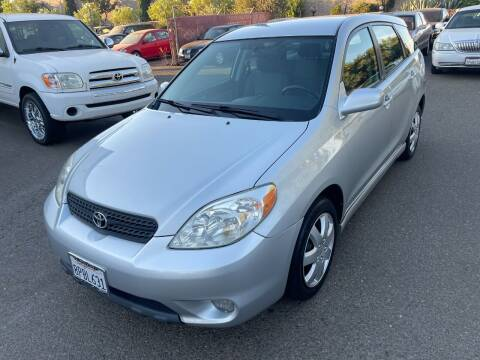 2005 Toyota Matrix for sale at C. H. Auto Sales in Citrus Heights CA