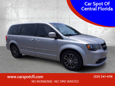 2015 Dodge Grand Caravan for sale at Car Spot Of Central Florida in Melbourne FL