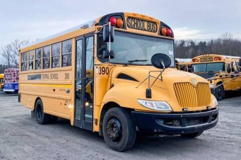 2012 IC Bus BE Series