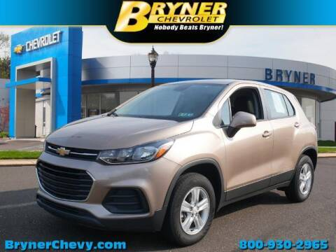 2018 Chevrolet Trax for sale at BRYNER CHEVROLET in Jenkintown PA