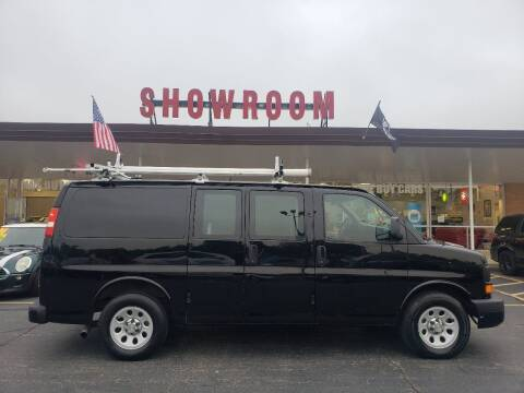 2014 Chevrolet Express Cargo for sale at Premium Motors in Villa Park IL