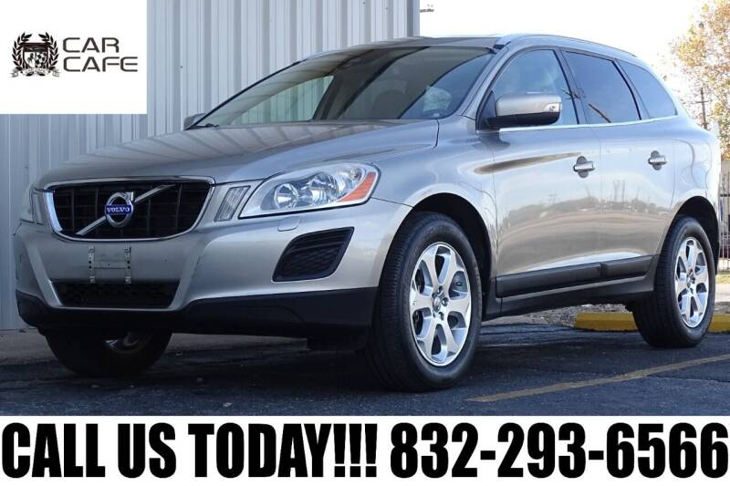 2013 Volvo XC60 for sale at CAR CAFE LLC in Houston TX