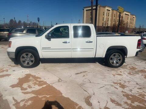 2011 GMC Sierra 1500 for sale at Uncle Ronnie's Auto LLC in Houma LA