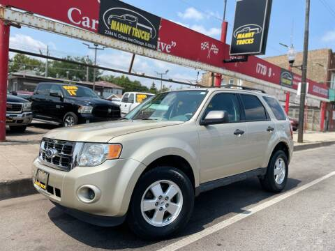 2012 Ford Escape for sale at Manny Trucks in Chicago IL