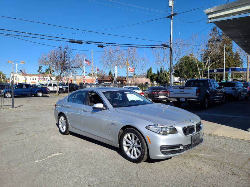 2014 BMW 5 Series for sale at Imports Auto Sales & Service in San Leandro CA