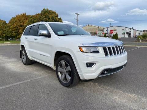 2014 Jeep Grand Cherokee for sale at Sunset Auto Wholesale in Tacoma WA
