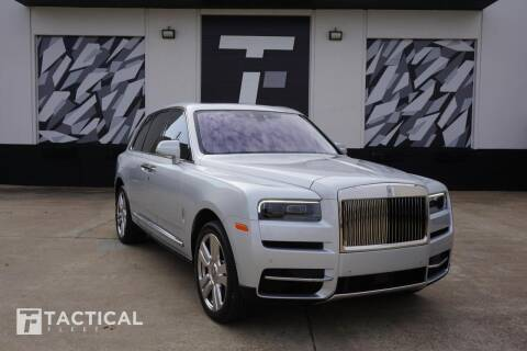 2019 Rolls-Royce Cullinan for sale at Tactical Fleet in Addison TX
