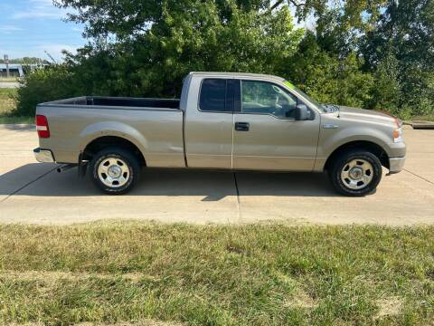 2004 Ford F-150 for sale at J L AUTO SALES in Troy MO