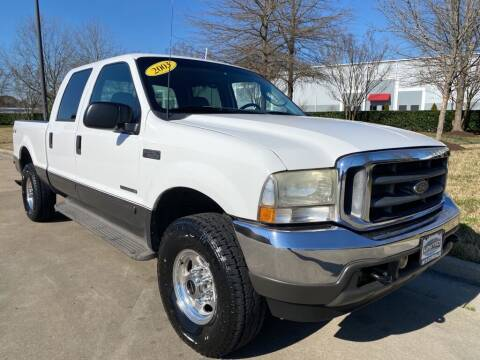 2003 Ford F-250 Super Duty for sale at UNITED AUTO WHOLESALERS LLC in Portsmouth VA