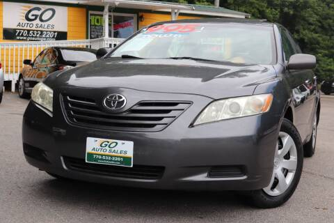2009 Toyota Camry for sale at Go Auto Sales in Gainesville GA