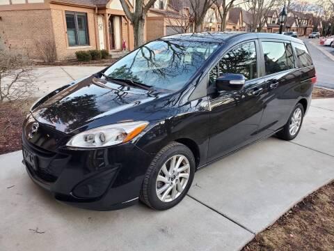 2014 Mazda MAZDA5 for sale at Future Motors in Addison IL