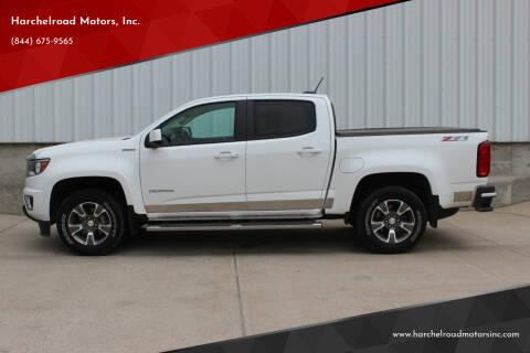 2016 Chevrolet Colorado for sale at Harchelroad Motors, Inc. in Imperial NE