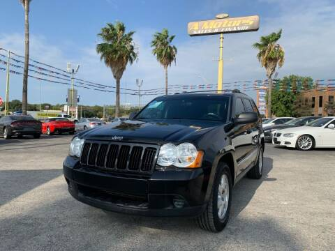 2010 Jeep Grand Cherokee for sale at A MOTORS SALES AND FINANCE in San Antonio TX